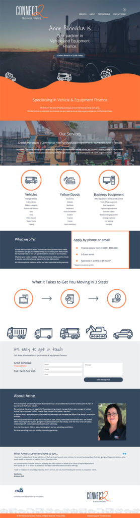 Connect 2 Business Finance Newcastle - WordPress